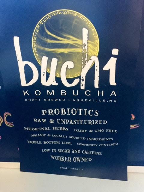 Buchi-kombucha